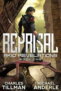 reprisal book cover