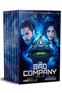 Bad compnay book cover box set
