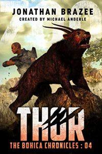 thor scifibook cover