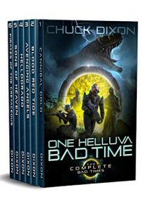 one helluva box set book cover